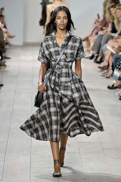 Gingham Trend for Spring 2015 - Gingham Takes the Spring 2015 Runways (320443)