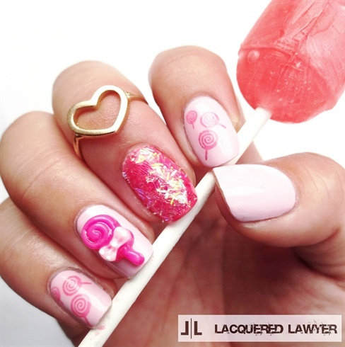 Candy Candy Candy - Nail Art Gallery (330294)