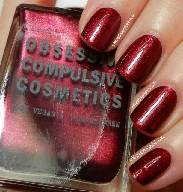 Let them have Polish!: OCC Modercraft- Fall 2013 Nail Color Collection (337100)