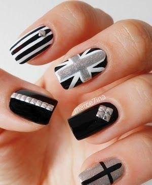 Hey!if you like my page or my uploads please follow me!<3 by Daily Nails | We Heart It (339272)