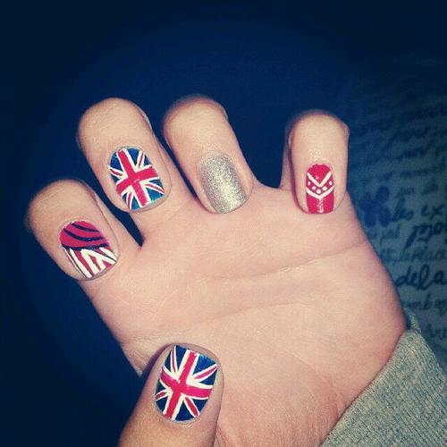 My Nails by K♡ | We Heart It (339286)