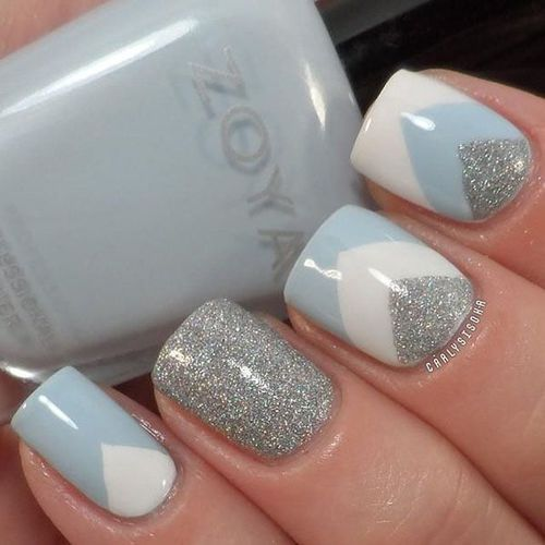 Nails Idea | Diy Nails | Nail Designs | Nail Art:  by AutumnW. | We Heart It (339570)