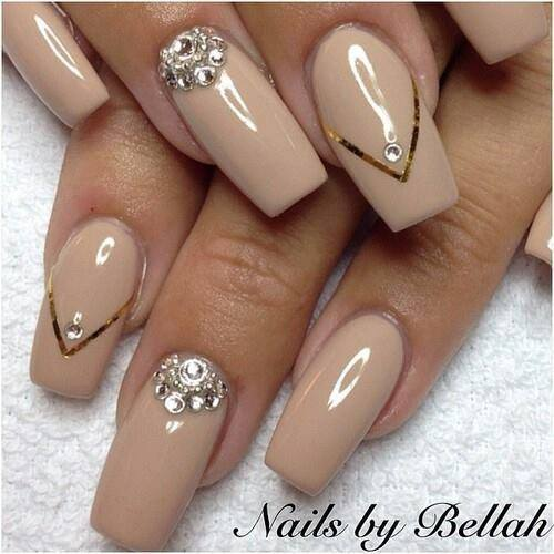 Nail art by Barbara | We Heart It (344470)