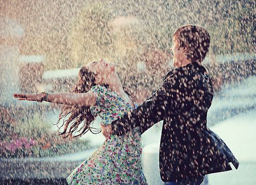 LET THE RAIN - This looks fun. by heysexual | We Heart It (358865)