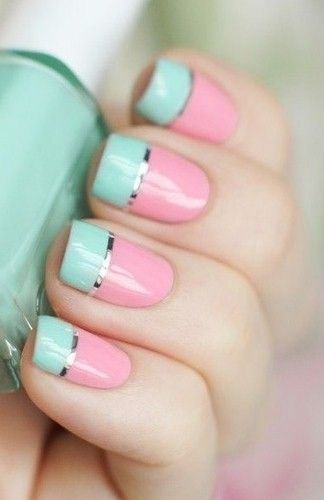 pretty nails 🎀 by Elif Kula | We Heart It (361866)