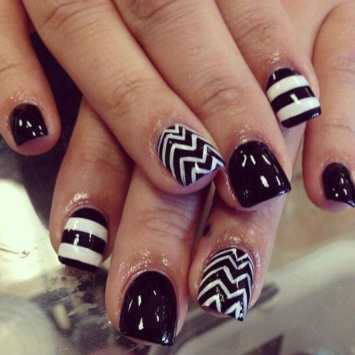 Creative Nail Design to be Created - Simple Nail Art Design (364841)