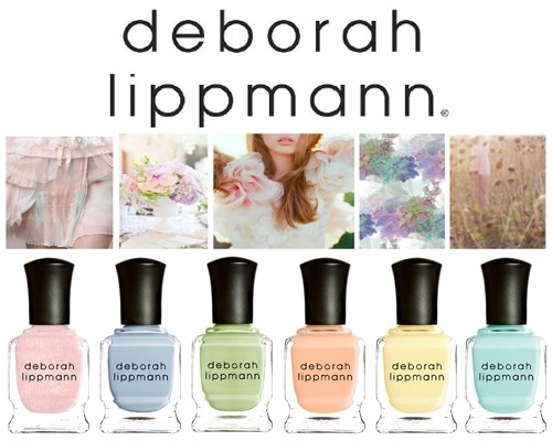 """Deborah Lippmann Spring 2014 """"Spring Reveries"""" - Coming Soon  : All Lacquered Up (366298)"""