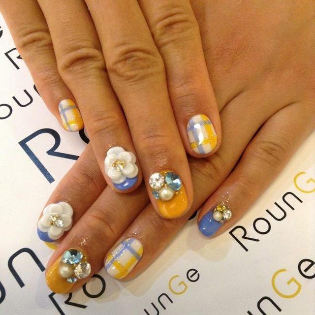 Nail & Eyelash Salon RounGe (367868)