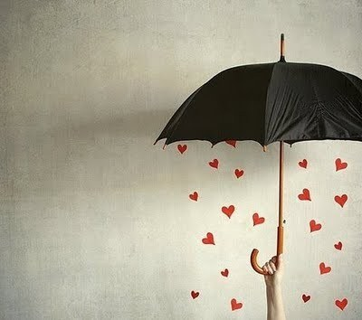 Radish and Rose: Umbrellas Of Cherbourg by Lindy   We Heart It (371020)