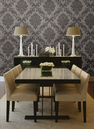 Photo : Dining Room Wall Decor Ideas Pinterest Images by idec   We Heart It (372102)