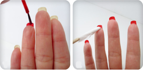 HOW TO – The Louboutin Manicure | fashion. makeup. beauty. shoes. all things superficial. (372914)
