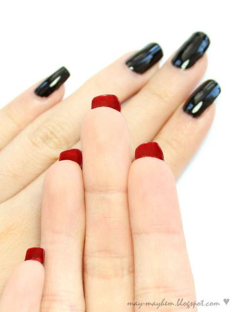 Christian Louboutin Inspired Nails | MMay Y.'s (MissMMayhem) Photo | Beautylish (372949)