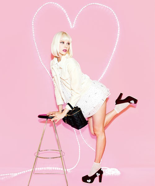 fashion, girl, and lds by H   We Heart It (374089)