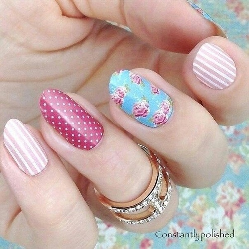 nails by Meral  ☾✩☮☘♡❥❣ | We Heart It (374721)