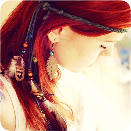Shop for cheap Bohemian Feather Headwear (375026)