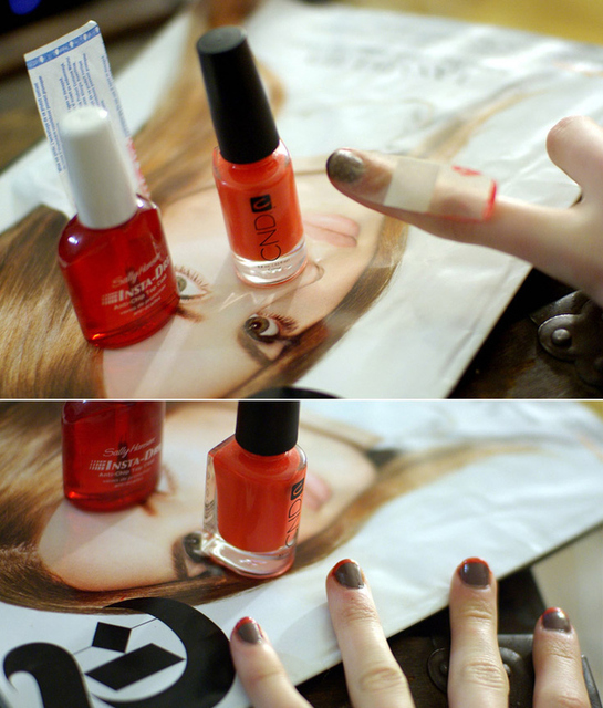 De Lune: Frizz Free Friday: The Secret to a Perfect French Manicure (375326)