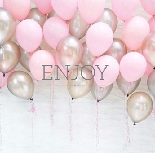 balloon, Dream, and golden by Anais Hocini | We Heart It (376083)