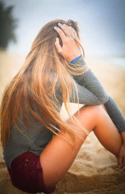 in love with this hair by ester   We Heart It (378392)