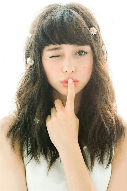girl, make up, and nakajo ayami by minn | We Heart It (380507)