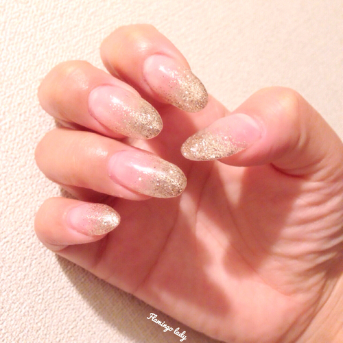 Gradation nails  by Flamingolady77 | We Heart It (383272)