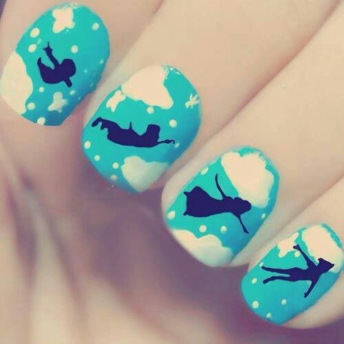 100 Damn Cool Nail Art Designs To Try In 2014 (386995)