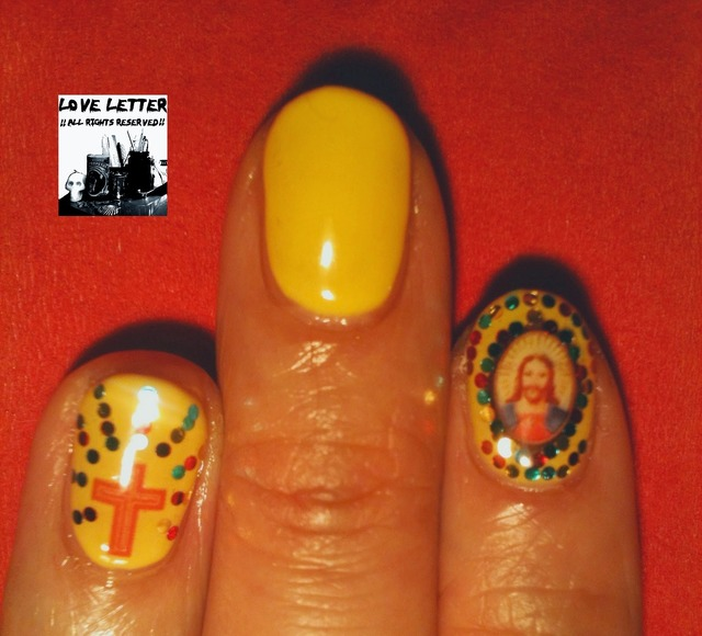 Nail studio Love Letter : MEXICAN CHRISTMAS (387577)