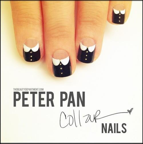 Google Image Result for http://cdn2.mixrmedia.com/wp-uploads/flauntme/blog/2012/01/peter-pan-collar-nails.jpg by Aydali Campa Lopez | We Heart It (389333)