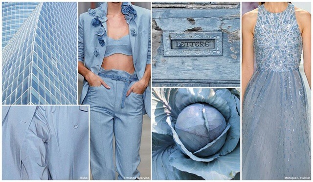 Trends: Spring/Summer - Top 10 Colors, Women's Market S/S 2016 | WeConnectFashion (389656)