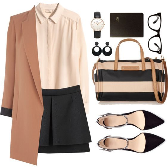 Back to Work - Polyvore (391602)