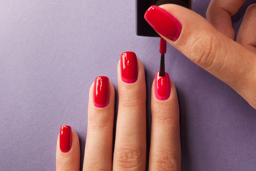 keep calm and polish your nails by sυηsεт ∂яêαмs ♔   We Heart It (393632)