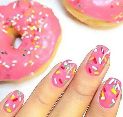 Do-nut worry 🍩 •fallow me for more • by beel | We Heart It (398934)