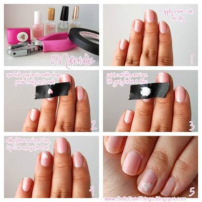 SellzCuteThings: How to Get Perfect Shapes on your Nails Update! (404639)