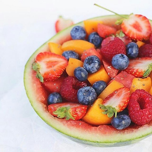 Afternoon Snack  by Fitness n Food | We Heart It (411839)