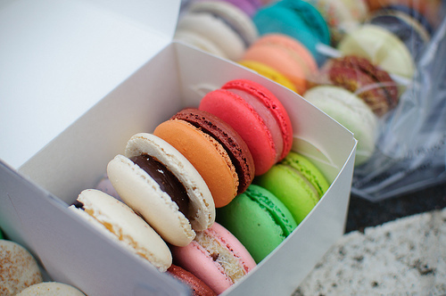 ~before i die~eat a box of macaroons~ by day dreaming✨ | We Heart It (413106)