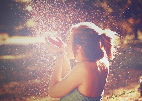beautiful, girl, hair, love, magic - inspiring picture on Favim.com by Andie M. | We Heart It (434446)