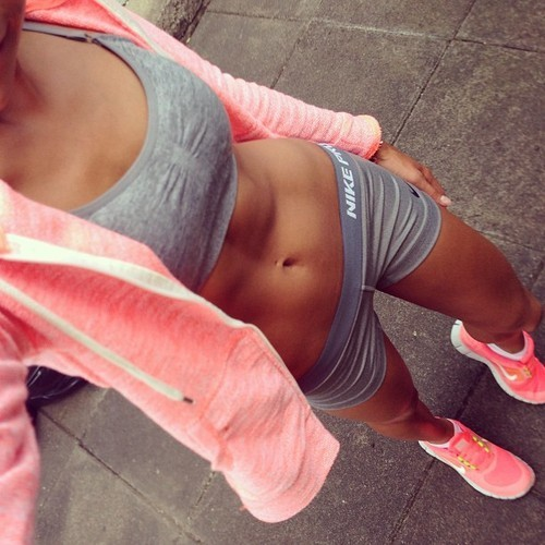 Work hard,play hard! :3 Abs <3 by ♥♔ J'adore fashion ♔♥   We Heart It (434604)