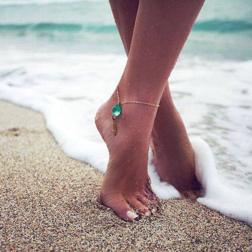 #feet #water #love #summer #dream #sand  by ياسمينة | We Heart It (441960)