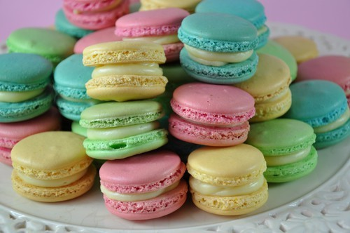 Macaron by fresyblue | We Heart It (443485)