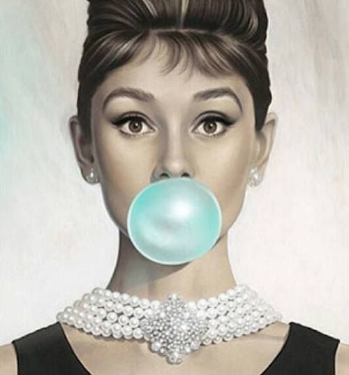 Tiffany Blue by Michael Moebius  by Kamille  | We Heart It (443907)