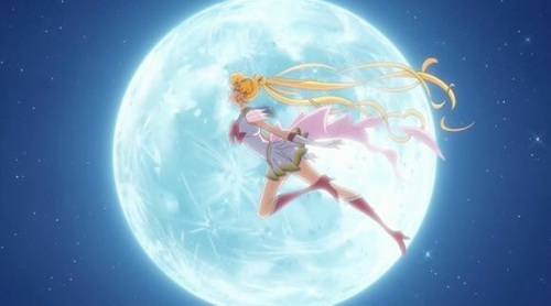 sailor moon by SailorMoonWorld | We Heart It (449345)