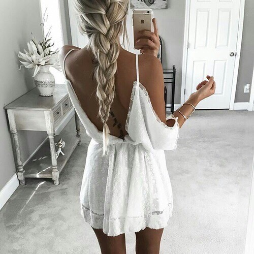 Perfect dress 👣                          -Credits @ kelsrfloyd by Armenian girl | We Heart It (458339)