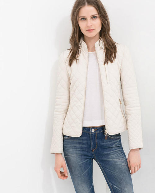 Quilted Sharon Jacket from fallfor.com by zikangyao | We Heart It (461448)