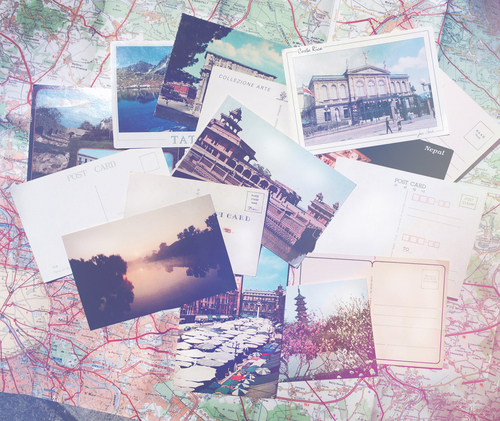 send a postcard to your best follower by We Heart It | We Heart It (465837)