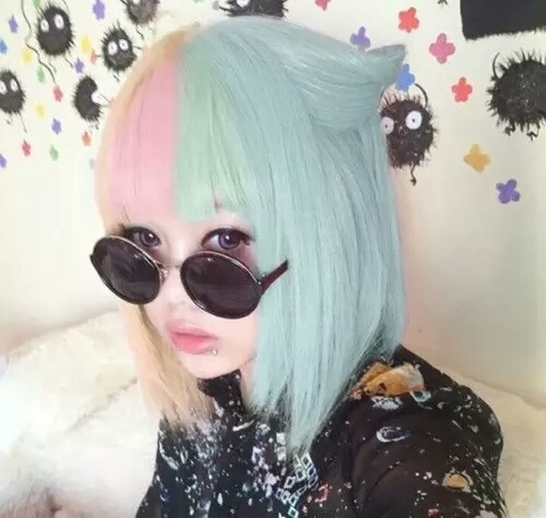 Cat Ears Hairstyle 🐱 by α૨iαท૯ ทαઽ૮iʍ૯ทƬѳ●•ツ | We Heart It (466914)