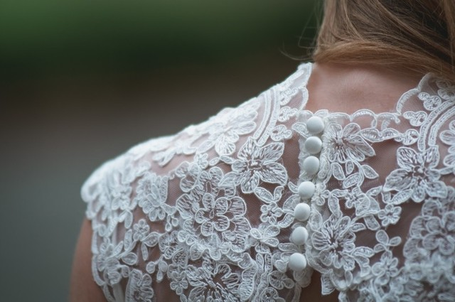 Lace, Clothing, Woman, Shoulder, Wedding, Gown, Bridal Photo - Visual Hunt (474470)