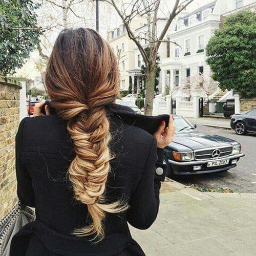 Hairstyle by Miss Glamour | We Heart It (479534)