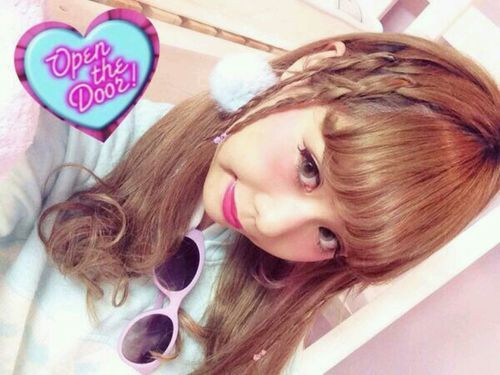 add a caption by   みいちゃん☺ | We Heart It (492975)