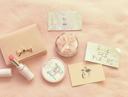 Dream, pink, and パステル by Alice | We Heart It (493051)