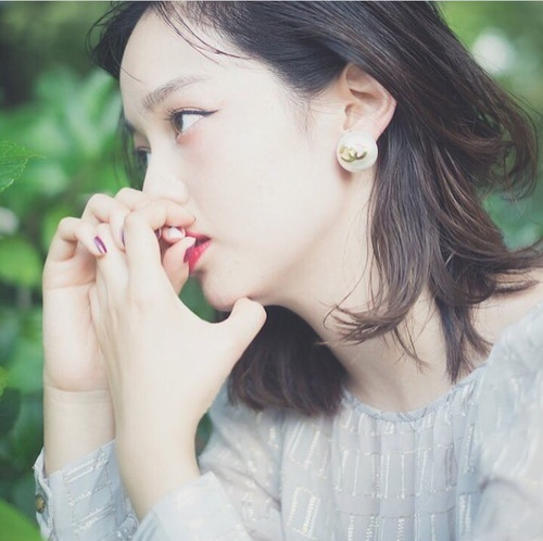 青柳文子 by あ | We Heart It (495232)