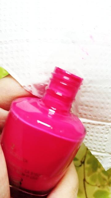 ボトルクリーンはネジ部分も。